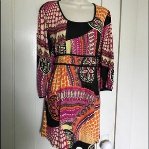 🆕 GNW Multi Colored Patterned Blouse.